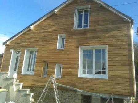 Isoler une maison ancienne par l ext rieur segu maison for Cout d une isolation par l exterieur